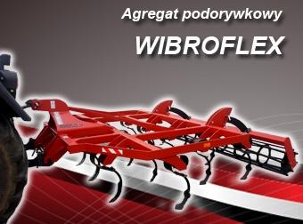 Agregat podorywkowy WIBROFLEX