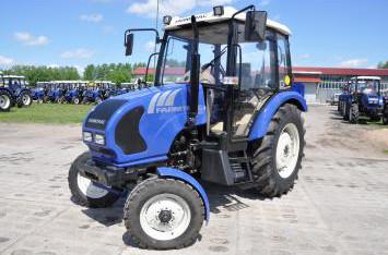 Farmtrac 555/555DT