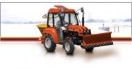 PŁUG ODŚNIEŻNY PRONAR PU-1400 / PU2200E